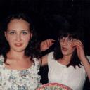 Я и Татаркина Василина на наш День Рождения.