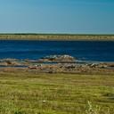 2012 год. камни неподалеку от теплого озера