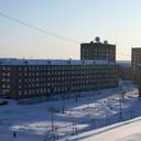 2010 год. вид на первый микрорайон с крыши 2-3