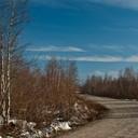 2012 год. дорога на стелу, недалеко от нефтебазы